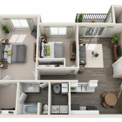Mountain View Apartments
