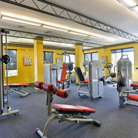 Fitness Center | Scottsdale Apartments For Rent