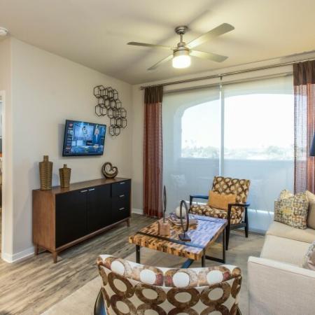 Scottsdale Az Apartments | Living Room