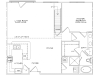 Two Bedroom | Pencil Factory Flats