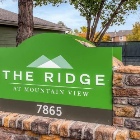 Apartments Near Denver CO | The Ridge at Mountain View