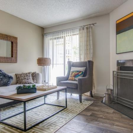 Spacious Living Area | Apartments For Rent In Arvada CO | The Ridge at Mountain View