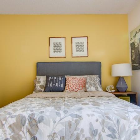 Spacious Bedroom | Apartments Near Denver CO | The Ridge at Mountain View