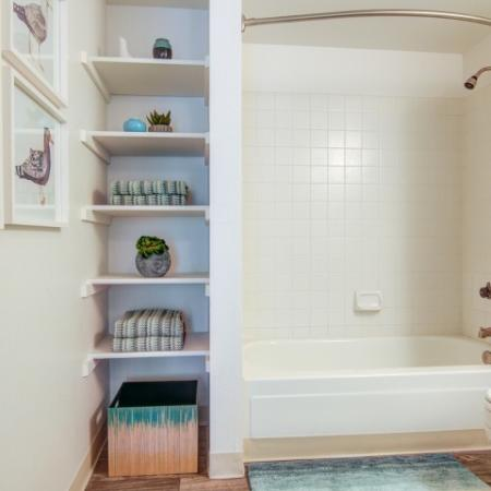 Spacious Bathroom | Apartments Near Boulder CO | The Ridge at Mountain View