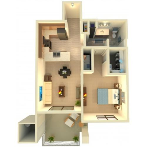 A4 | Chandler Apartments | Almeria at Ocotillo 2