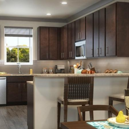Modern Kitchen | Apartments Near Louisville Kentucky | Greystar