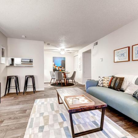 Spacious Living Room | Apartments In Littleton CO | Terra Vista at the Park
