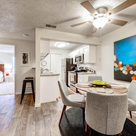 Elegant Dining Room | Littleton Colorado Apartments | Terra Vista at the Park