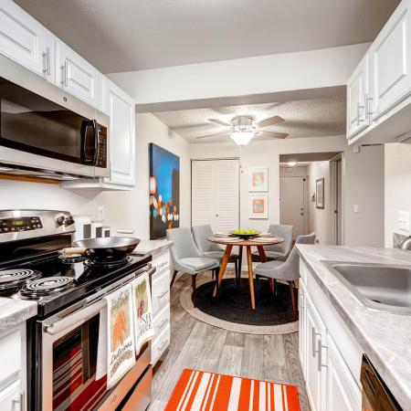 Spacious Kitchen | Littleton Apartments | Terra Vista at the Park