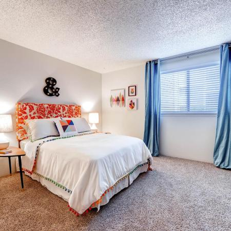 Vast Bedroom | Littleton Apartments | Terra Vista at the Park