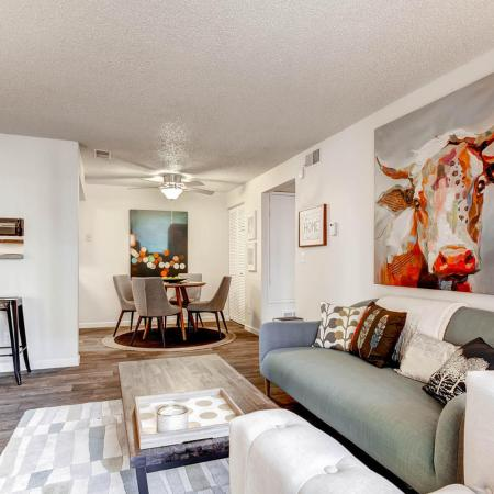 Elegant Living Area | Littleton CO Apartments | Terra Vista at the Park