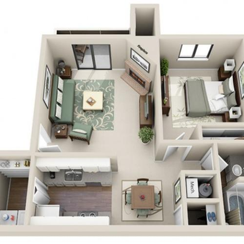 Floor Plan | Terra Vista at the Park