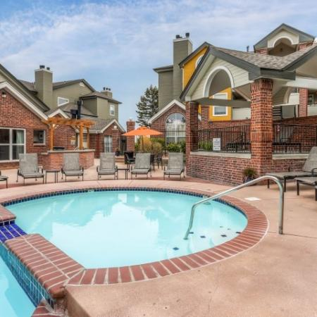 Swimming Pool | Apartments For Rent Northglenn CO | Keystone Apartments 3