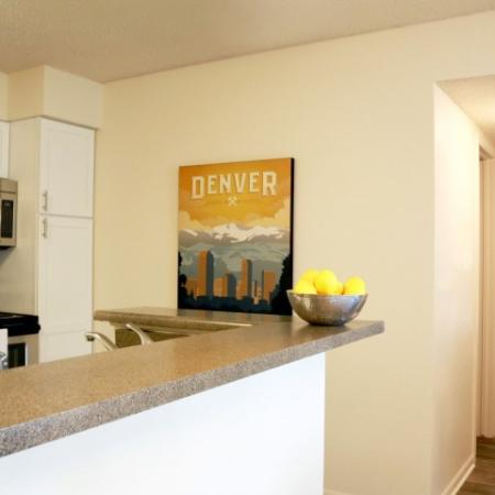 State-of-the-Art Kitchen | Northglenn Colorado Apartments | Keystone Apartments