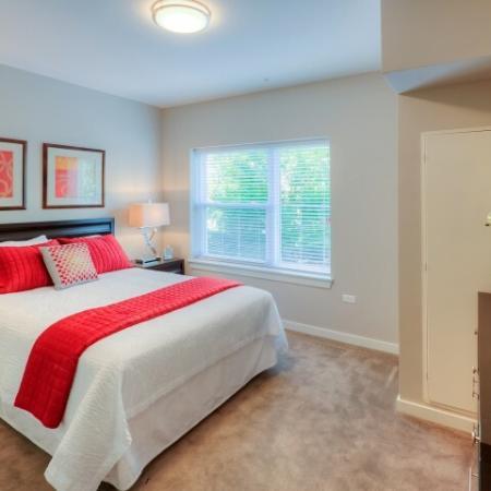 Vast Master Bedroom | Lombard Apartments | Apex 41