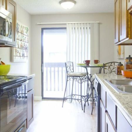 State-of-the-Art Kitchen | 2 Bedroom Apartments Denver | Summitt Ridge