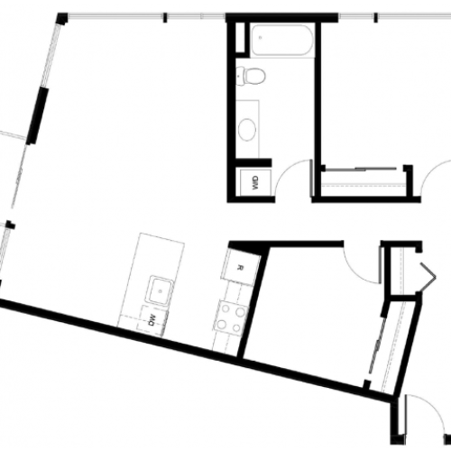 Floor Plan 1 | East Howe Steps