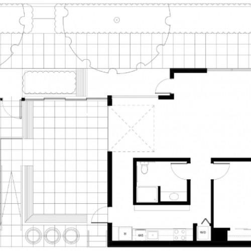 Floor Plan 3 | East Howe Steps