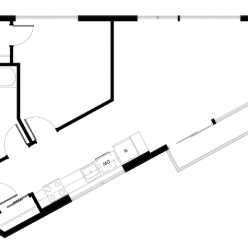 Floor Plan 6 | East Howe Steps