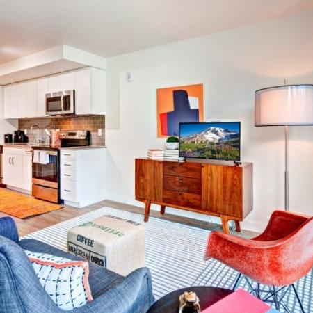 Apartments In Seattle | East Howe Steps 3