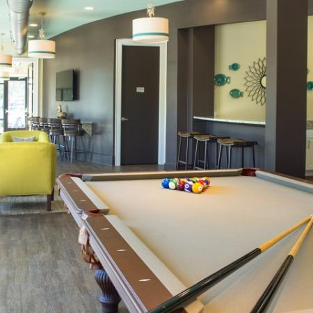 Community Game Room | Apartments For Rent In Mount Pleasant SC | Riviera at Seaside 1