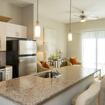 Modern Kitchen | Apartments Mount Pleasant SC | Riviera at Seaside