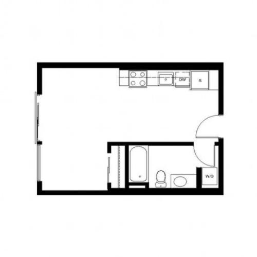 Floor Plan 10 | East Howe Steps
