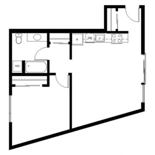 Floor Plan 29 | East Howe Steps