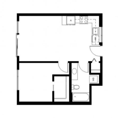 Floor Plan 23 | East Howe Steps