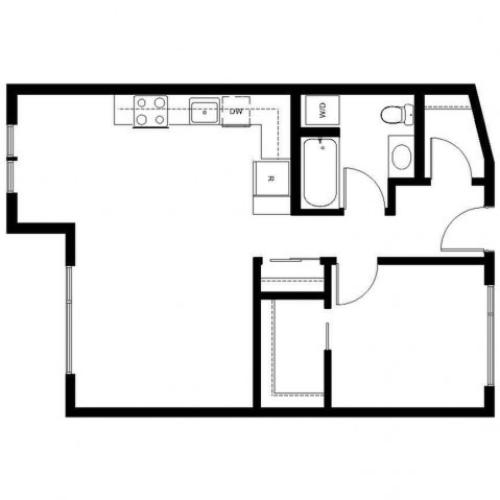 Floor Plan 28 | East Howe Steps
