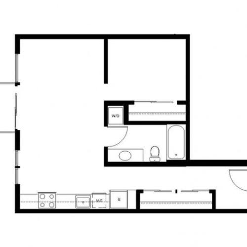 Floor Plan 20 | East Howe Steps