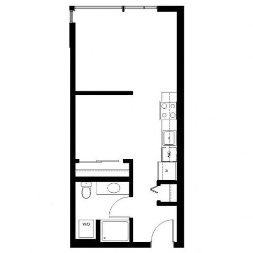 Floor Plan 11 | East Howe Steps