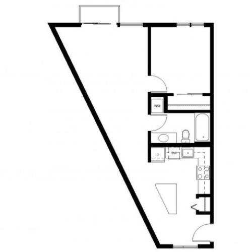 Floor Plan 30 | East Howe Steps