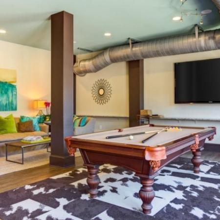Community Game Room | Apartments For Rent In Mount Pleasant SC | Riviera at Seaside