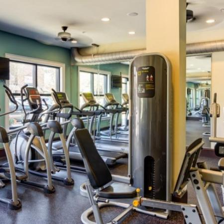 State-of-the-Art Fitness Center | Apartments For Rent Mount Pleasant SC | Riviera at Seaside