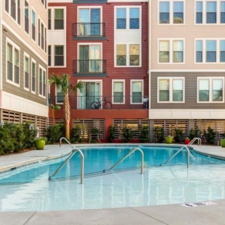 Sparkling Pool | Apartments For Rent In Mount Pleasant SC | Riviera at Seaside