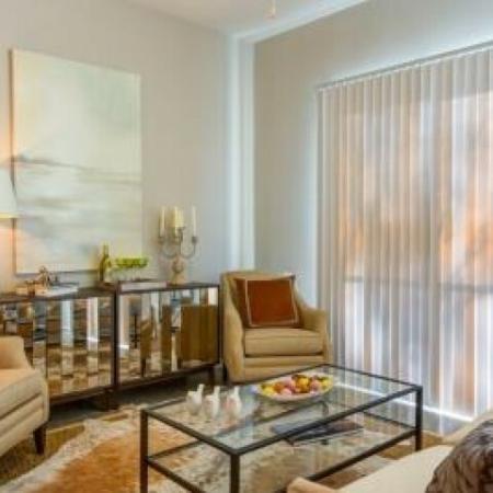 Spacious Living Area | Mount Pleasant SC Apartments | Riviera at Seaside