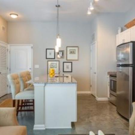 State-of-the-Art Kitchen | Mount Pleasant SC Apartments | Riviera at Seaside 1