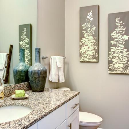Spacious Bathroom | Apartments Mount Pleasant SC | Riviera at Seaside
