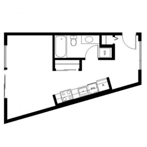 Floor Plan 4 | East Howe Steps