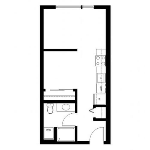 Floor Plan 13 | East Howe Steps