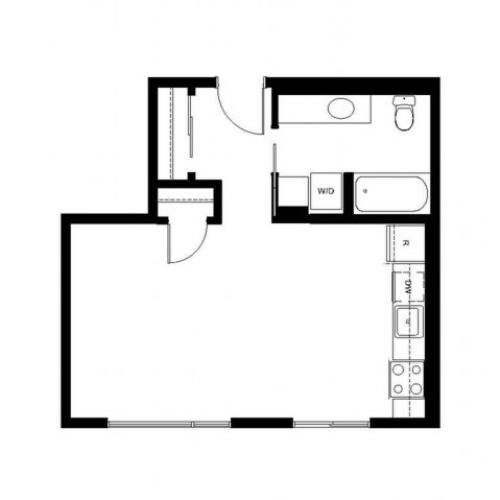 Floor Plan 14 | East Howe Steps