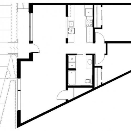 Floor Plan 27 | East Howe Steps