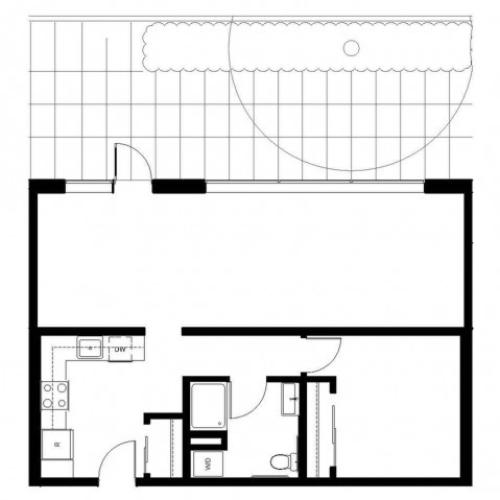 Floor Plan 18 | East Howe Steps