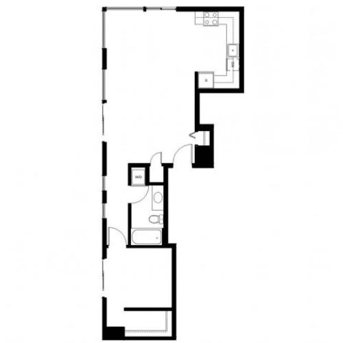 Floor Plan 16 | East Howe Steps