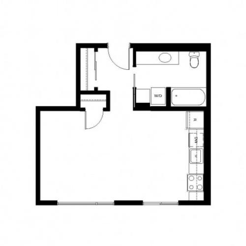 Floor Plan 31 | East Howe Steps
