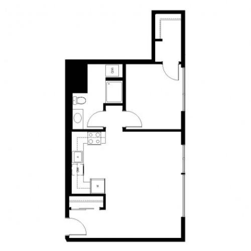 Floor Plan 15 | East Howe Steps