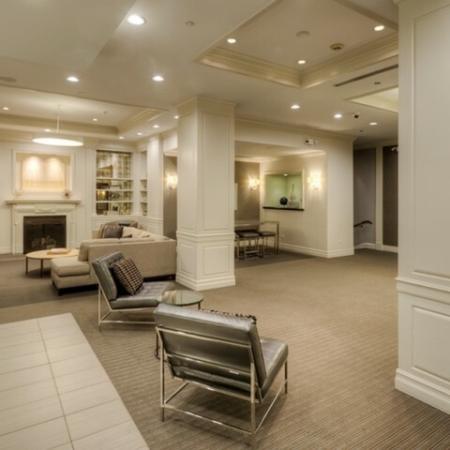 Elegant Community Club House | Apartments Near Northwestern University School Of Law | The Seneca 3