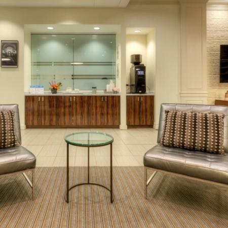 Spacious Resident Club House | Lincoln Park Chicago Apartments | The Seneca 2
