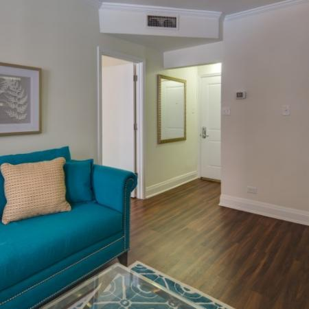 Luxurious Living Room   Apartments For Rent In North Chicago   The Seneca